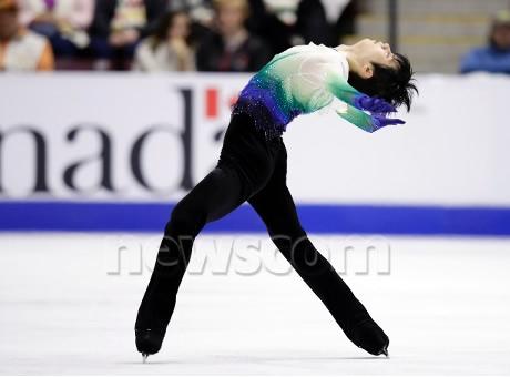 スケートカナダFS