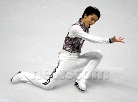 スケートカナダSP