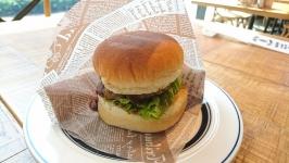 肉が旨いカフェ NICK STOCK渡辺通店でモーニング♪