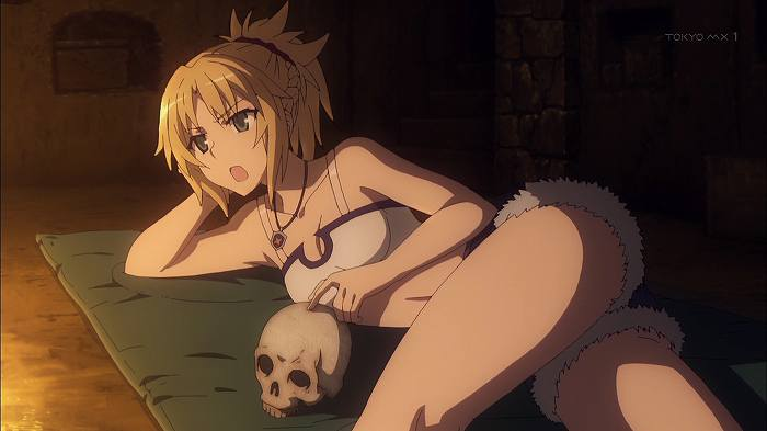 Fate/Apocrypha 第3話