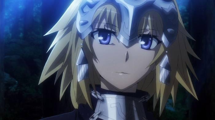 Fate/Apocrypha 第4話