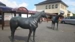 ブロンズ馬1