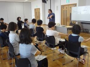 東京クラス会とセルフケア講座