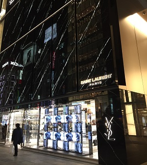 GINZA SIX正面2