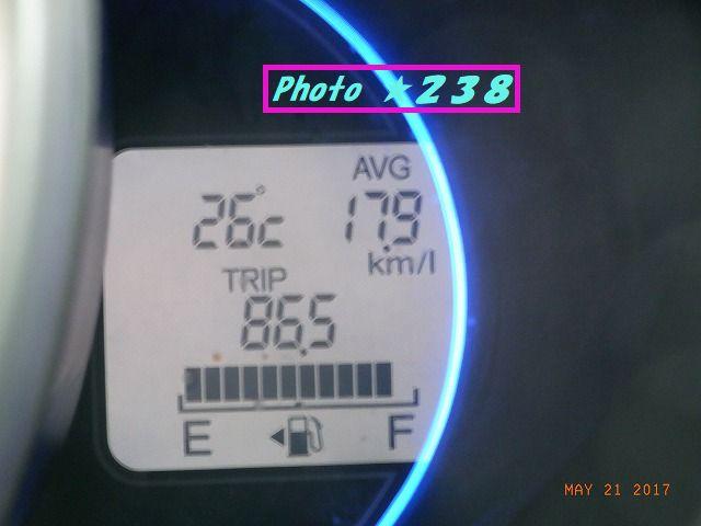 0521スタート燃費