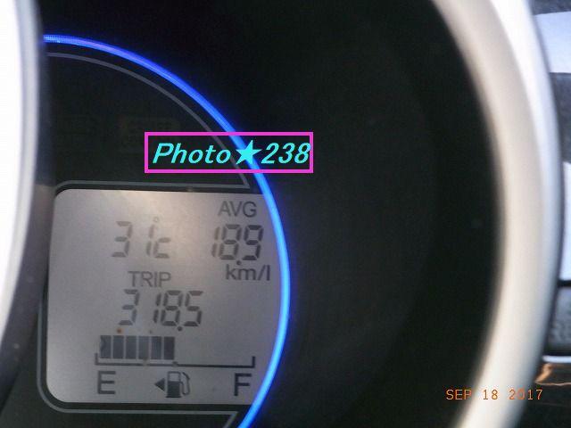 0918出発燃費