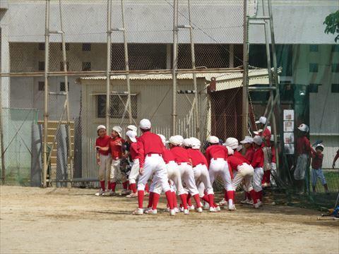 5月4日 親子野球 (2)