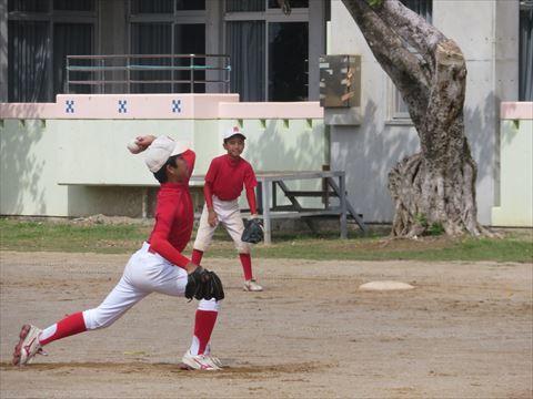 5月4日 親子野球 (6)