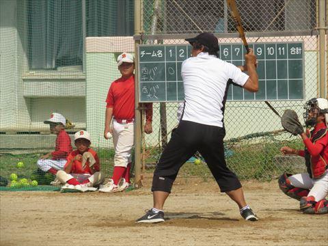 5月4日 親子野球 (7)