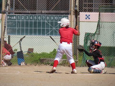 7月15日 津嘉山少年野球クラブ (1)
