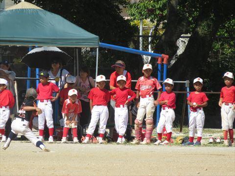 7月15日 津嘉山少年野球クラブ (6)