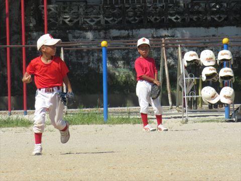 7月15日 津嘉山少年野球クラブ (8)