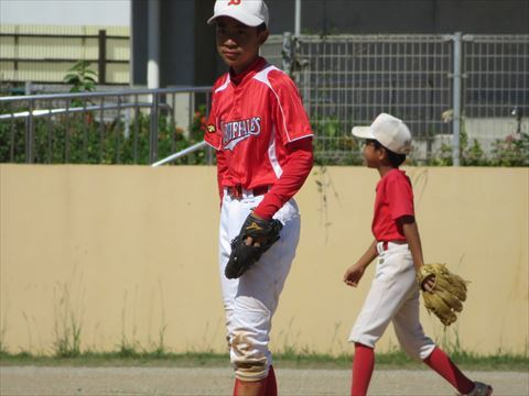 7月15日 津嘉山少年野球クラブ (10)