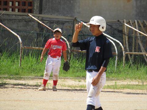 7月17日 少年武蔵 仲間ジャイアンツ (20)