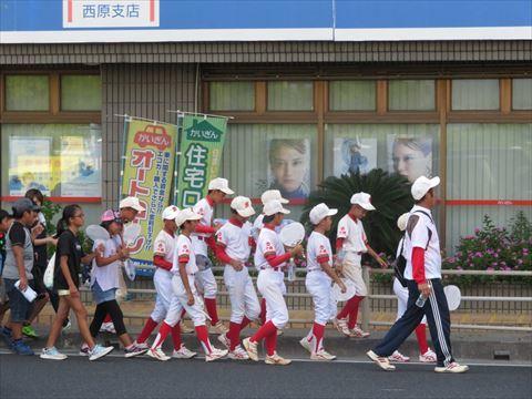 7月19日 西原町該当パレード (5)