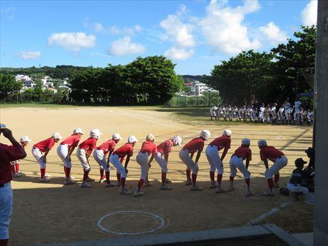 7月22日 中ブロAチーム (1)
