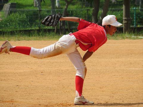 7月30日 光洋小学校 練習試合 (5)