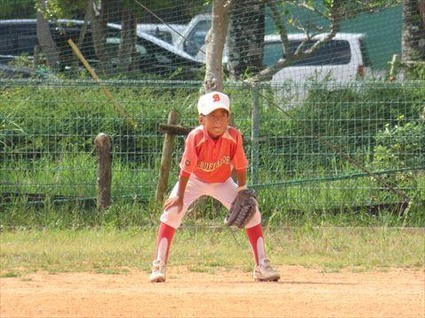 7月30日 光洋小学校 練習試合 (6)