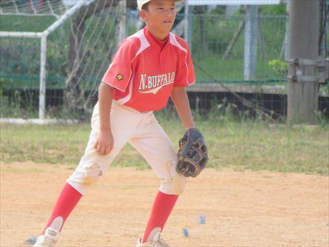 7月30日 光洋小学校 練習試合 (7)