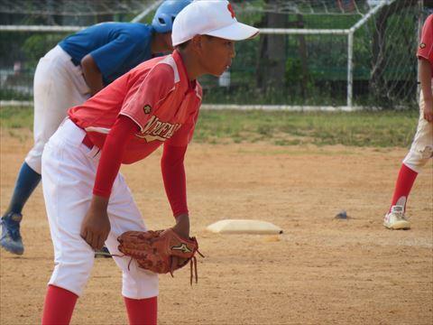 7月30日 光洋小学校 練習試合 (8)