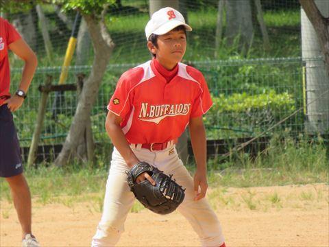 7月30日 光洋小学校 練習試合 (14)