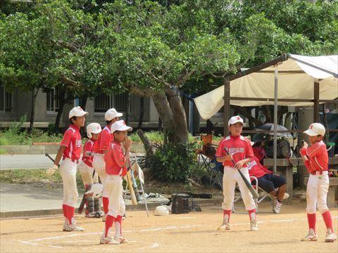 7月30日 光洋小学校 練習試合 (16)