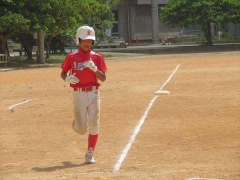 7月30日 光洋小学校 練習試合 (19)