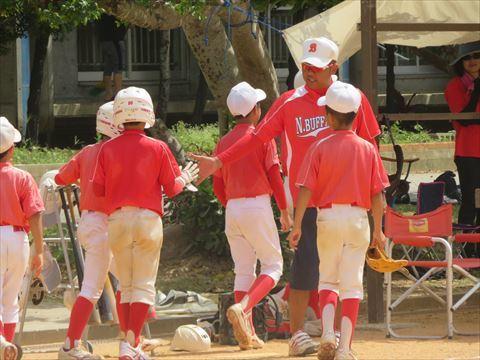 7月30日 光洋小学校 練習試合 (21)