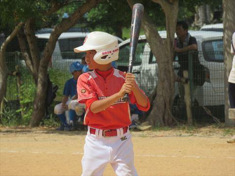 7月30日 光洋小学校 練習試合 (25)
