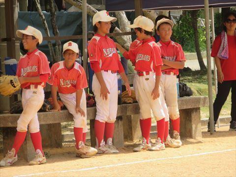 7月30日 光洋小学校 練習試合 (28)