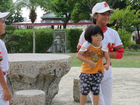 8月4日トロピカル杯 開会式 (3)