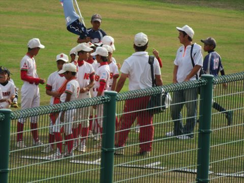 8月4日トロピカル杯 開会式 (4)