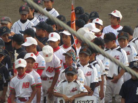 8月4日トロピカル杯 開会式 (8)