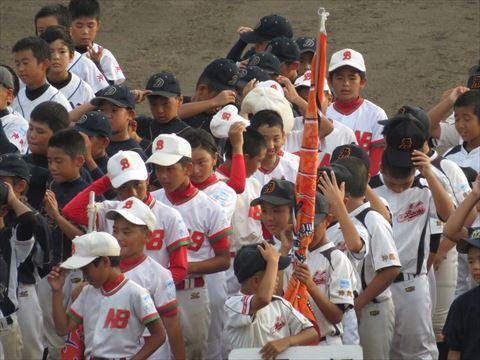 8月4日トロピカル杯 開会式 (9)