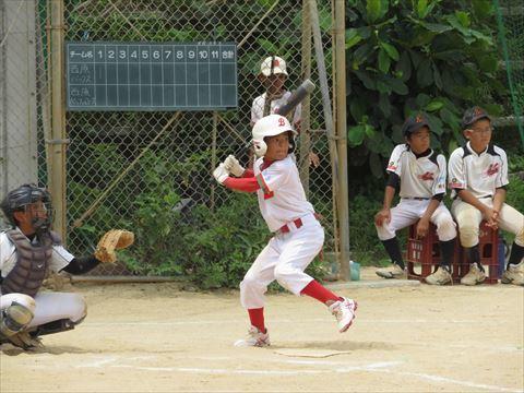 トロピカル杯 西原バックス戦 (13)