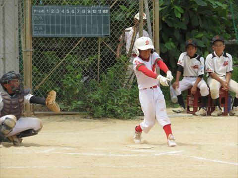 トロピカル杯 西原バックス戦 (14)
