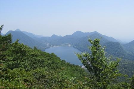 170709居鞍岳~掃部ヶ岳 (11)s