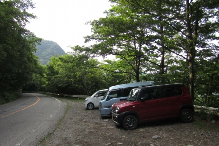 170722陣笠山~小地蔵岳 (1)s