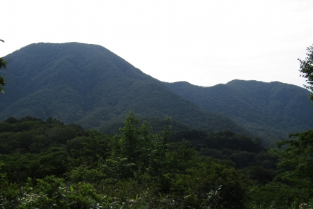170722陣笠山~小地蔵岳 (2)s