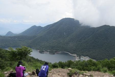 170722陣笠山~小地蔵岳 (16)s