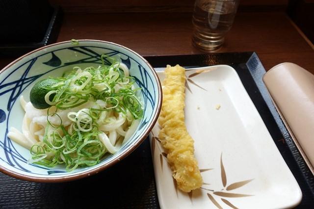 6 丸亀製麵 (1)