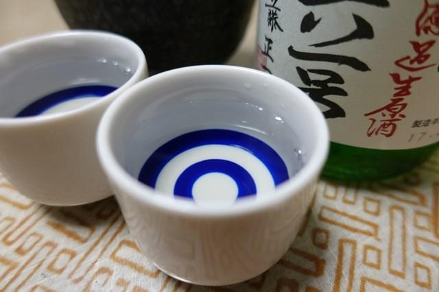 1 上喜元 純米吟醸無濾過生酒 (6)