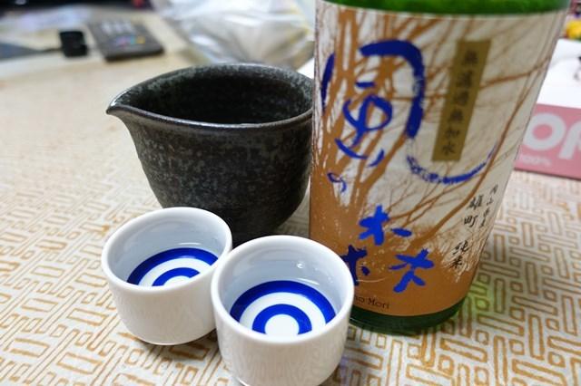 2 風の森 純米無濾過生原酒 雄町 (7)