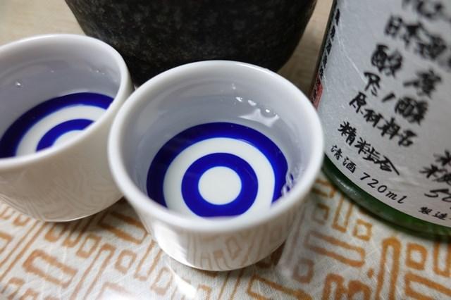 1 亀泉 純米吟醸生原酒(5)