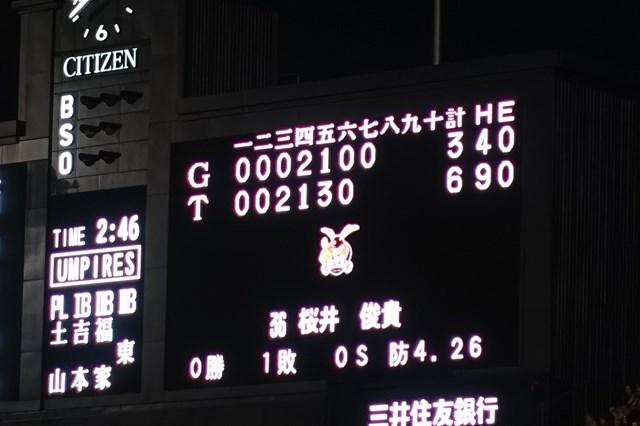 3 甲子園球場(阪神×巨人) (7)