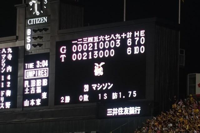 3 甲子園球場(阪神×巨人) (8)