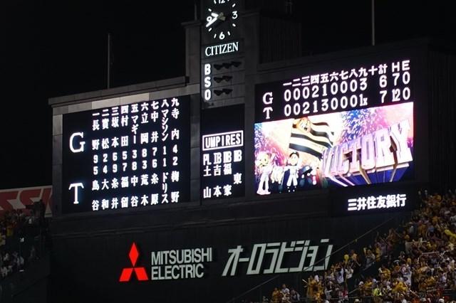 3 甲子園球場(阪神×巨人) (9)