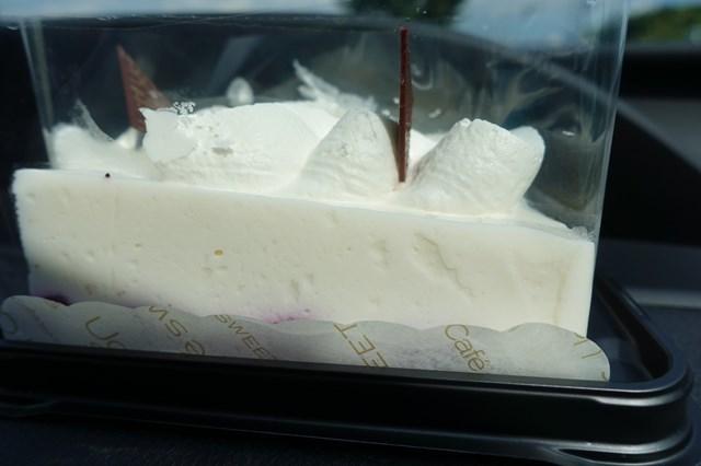 7 レアチーズケーキ (3)