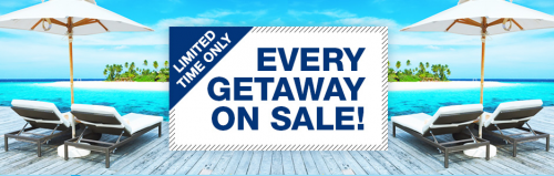 Every Getaway on Sale 9