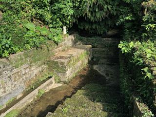 前川樋川,樋川,沖縄,史跡